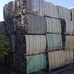 aluminium scrap (big quantity)