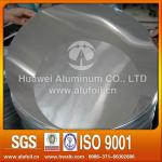 Aluminum disc for cooking pot