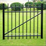 aluminum garden fence and aluminium tubular fence for swimming pool