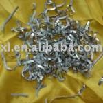 aluminum metal shavings