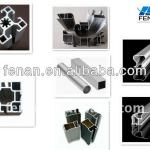 Aluminum profile aluminum production line profile
