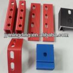 aluminum substruction system profile for building ventilated facade