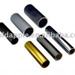 Anodized gold pipe tube