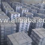 Antimony Lead Ingots , Pure Lead Ingots , Remelted Lead Ingots , Lead materials