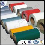 color aluminum gutter coils
