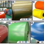 color aluminum gutter coils3003