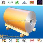 COLOR PAINTING ALUMINUM COIL