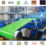 COLOUR ALUMINUM COIL