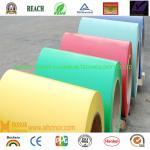different colors aluminium coils
