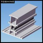 Extrusion Aluminum Section For Building