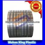 Flat plain aluminum strip for aluminum/plastic composite pipe