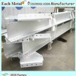 galvanized structural steel welded beam
