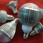 Gorgeous and Anodized Aluminum LED heatsink with CNC processing