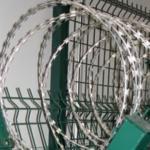 HOT SALE !! BTO-22 hot dipped galvanized razor barbed wire