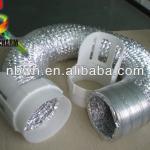 hydroponic aluminum vent hose