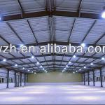 ISO9001:2008 Steel Structure Warehouse/Showroom/Exhibition Hall