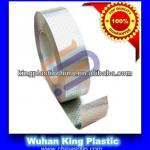 Mill Finish PPR Stable Pipe Use Perforated Aluminium Strip