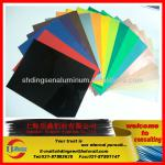 painted aluminum sheet metal 1100/3003 etc