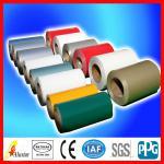 prepainted aluminum sheet coil