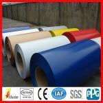 PVDF painted aluminum coil 1100,3003 series