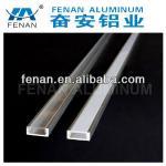 Rigid led strip housing/aluminum led strip/aluminum profile led strip