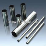 Round aluminum tube for furniture use