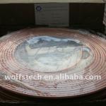 Seamless Copper tube/pipe in C12200/C11000/C12000