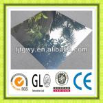 shiny aluminum sheet
