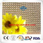Stainless Steel Ring Mesh for decoration/Chain mail for decoration