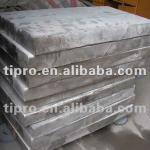stock ASTMB26 titanium slab / lastra di titanio