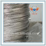 supply titanium wire in coil price