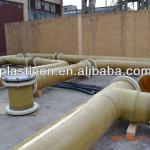 Wound Glass fiber reinforced Polyester Epoxy Vinyl ester Pipe and