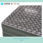 Yuanlong Aluminum Tread Plate,Special Three Bars Sheet