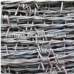 Good Quality Galvanzed Fence Barbed Wire-BHBW-1201