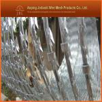 Low carbon steel razor barbed wire (Direct factory)-JBL-A-razor barbed wire