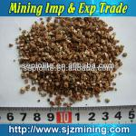1-3mm golden expanded vermiculite-1-3MM
